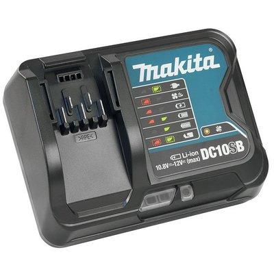 【欣瑋】Makita 牧田 DC10SB 12V 充電器 原廠  適用 BL1021、BL1041 滑軌式
