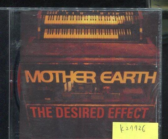 *真音樂* MOTHER EARTH / THE DESIRED EFFECT 二手 K27726