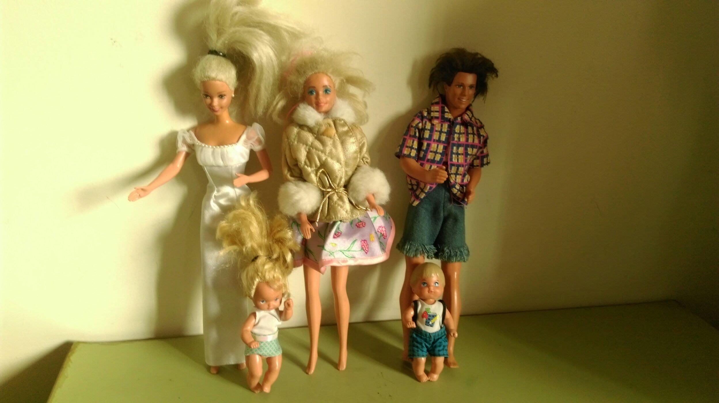 芭比娃娃  肯尼