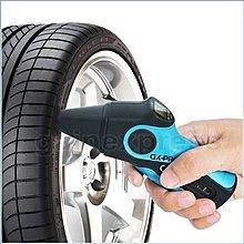 2合1 電子 輪胎車軚壓力計 +  坑紋深度計 bump 氣 LCD Car Motor Tire Pressure Gauge