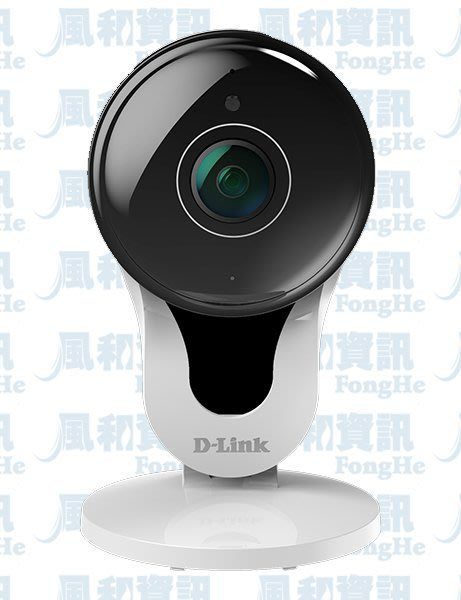 D-Link DCS-8300LH Full HD超廣角無線網路攝影機【風和網通】