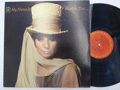 【柯南唱片】Barbra Streisand (芭芭拉史翠珊) //PC 9209 >日版LP