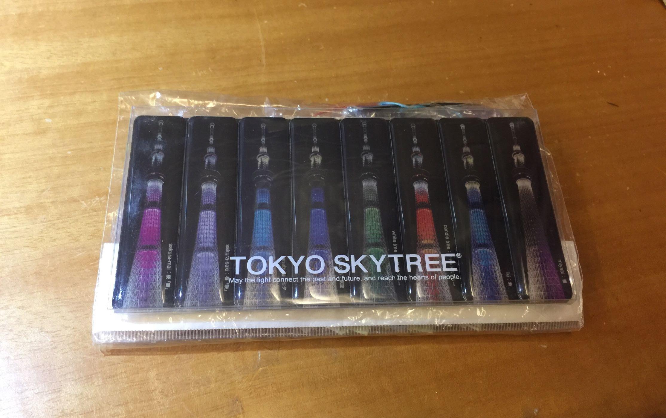 東京晴空塔磁鐵