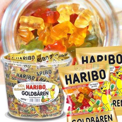 德國HARIBO小熊軟糖迷你包10g (水果軟糖) [GM301180]健康本味▶超取滿399免運