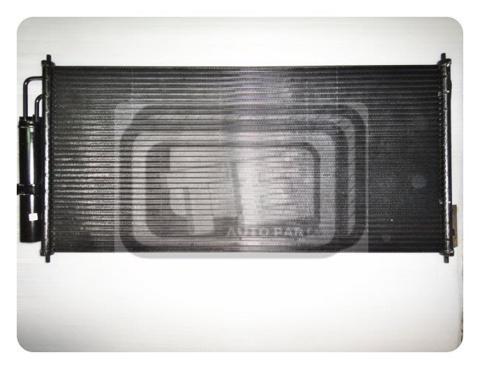 【TE汽配通】NISSAN 日產 TEANA 04-09年 冷氣 散熱片 冷排 附白干 含乾燥瓶 萬在件
