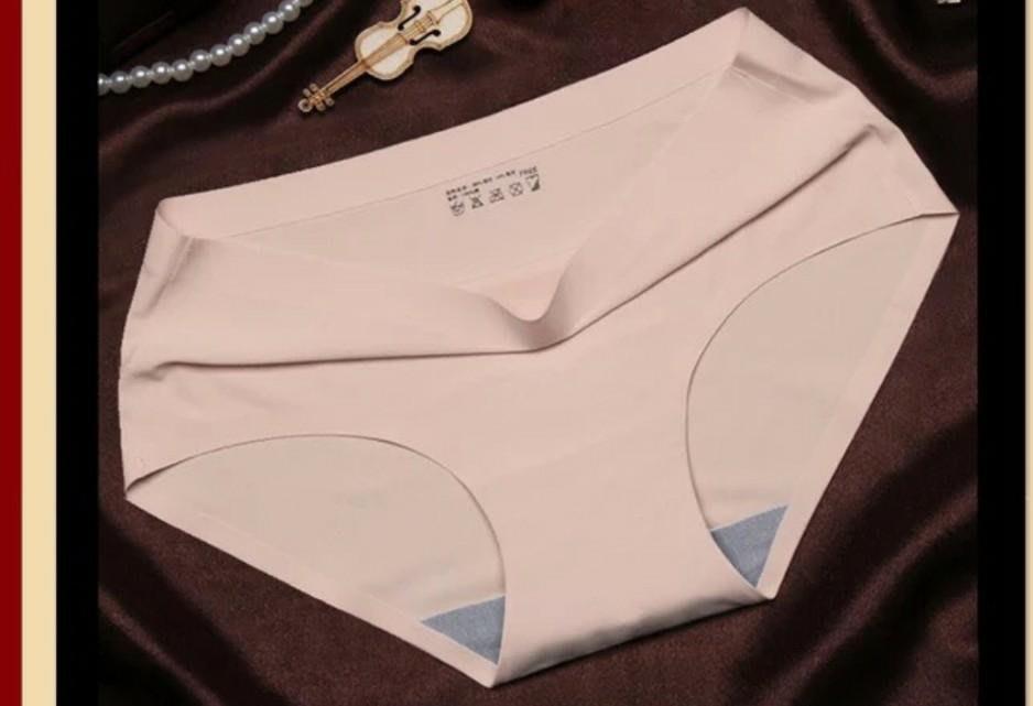 大尺碼冰絲內褲5入組(XL~XXL可穿)