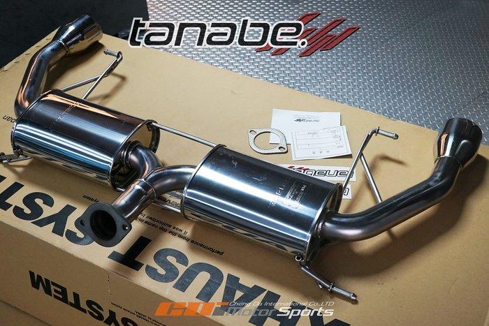 TANABE MEDALION eR TUNE LEXUS IS250 排氣管 各對應車款 歡迎詢問 / 制動改