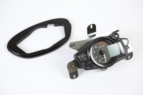 [極致工坊] GTR AERO GTR  完美 直上 X-HOT 150 125 儀表 專用CNC儀表框 白鐵金屬固定支架