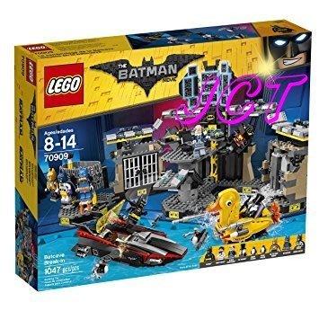 JCT LEGO樂高─BATMAN MOVIE系列 Batcave Break-in 70