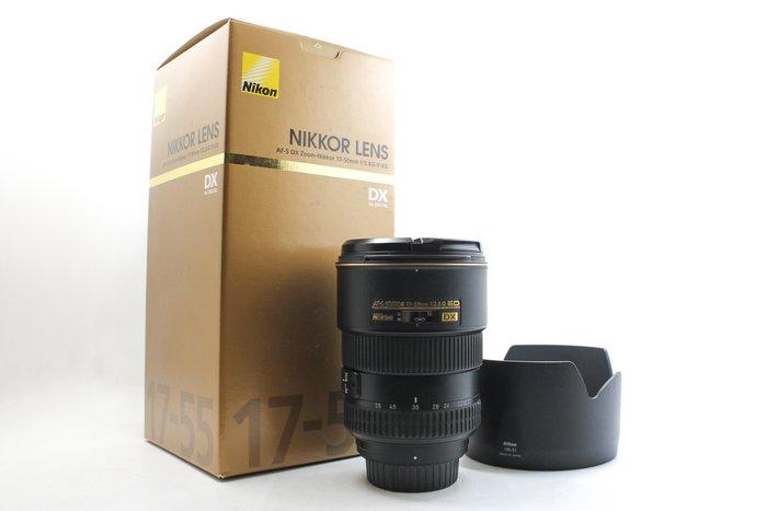 【高雄青蘋果3C】Nikon AF-S 17-55mm f2.8 G ED DX 恆定光圈 公司貨 #23529