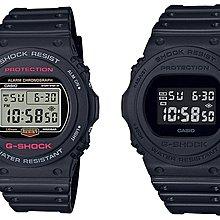 BuyLike!CASIO G-SHOCK DW-5750E-1 黑, 1B 全黑 DW5750E 經典 男女合用 手錶 (包快遞)