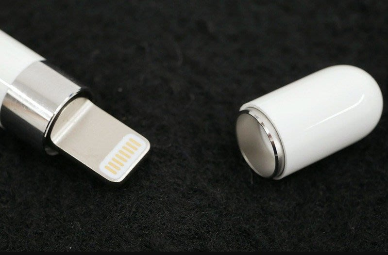 免運費 ※台北快貨※全新蘋果 Apple Pencil 觸控筆專用磁吸式筆帽 筆蓋 (Lightning充電頭蓋子)