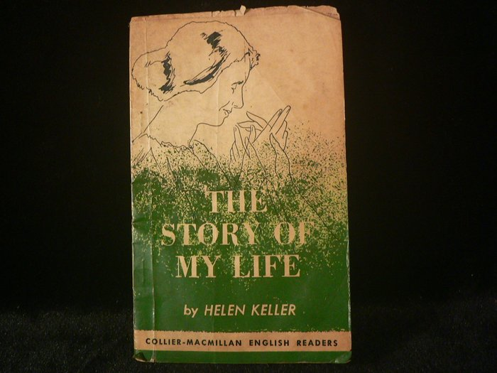 乖乖@賣場~THE STORY OF MY LIFE by HELEN KELLER~54年11月初版(VO562)