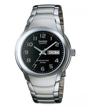 CASIO  手錶 簡約指針表/防水/日期星期窗 MTP-1229D-1 ACASIO公司貨MTP-1229
