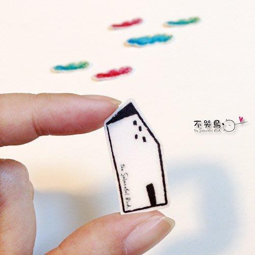 家 防水 貼紙 *飄來雲朵的家*不哭鳥