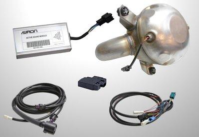 AWRON 原廠 Active Sound 主動式聲浪 排氣系統 / 模擬器 For BMW F16 X6 30d