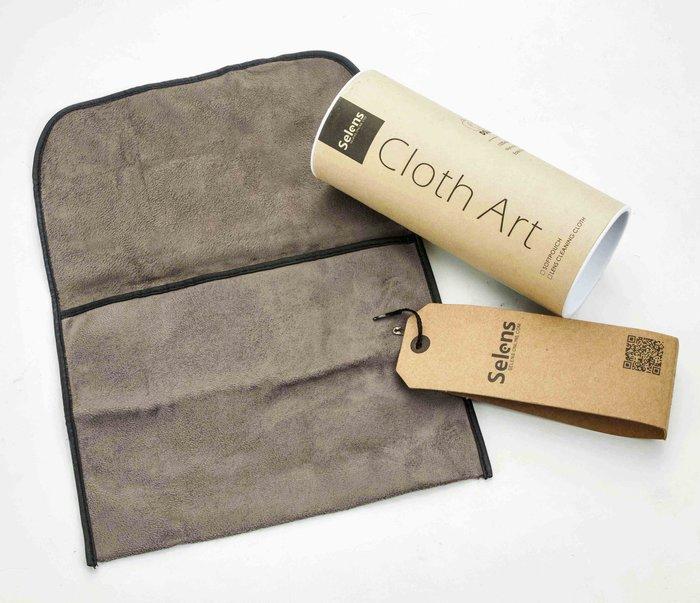 呈現攝影-Selens 優質絨布保護套 小號 16.5×20cm 收納袋 清潔布 包布 鏡頭 手機 微單 平版
