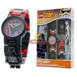 現貨【LEGO 樂高】益智玩具積木/ 星際大戰 Star wars 黑武士Darth Vader 人偶手錶公仔 含原廠盒