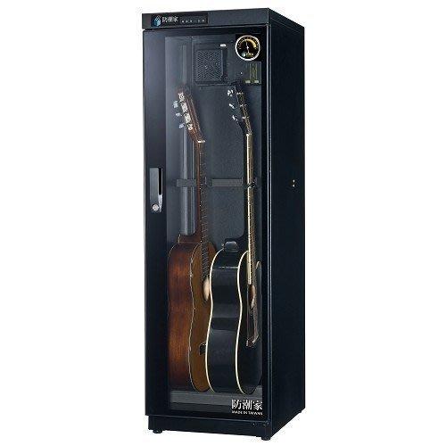 【六絃樂器】全新防潮家 FD-215EG 指針顯示型 215公升吉他.電吉他貝斯防潮箱 / 五年保固 終身保修
