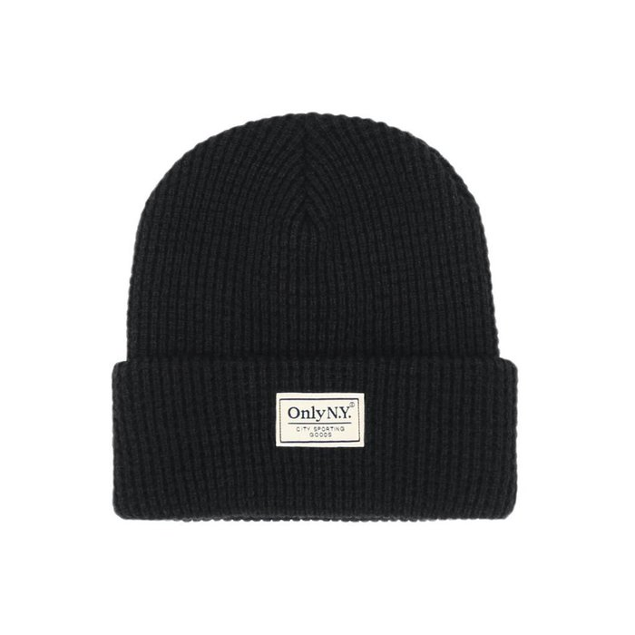 《Nightmare 》ONLY NY Lodge Beanie - Black 毛帽 美國製