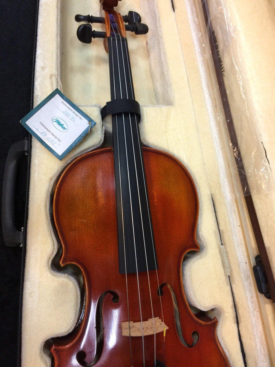 德國名琴Hofner #200(4/4)小提琴 另有NO.11