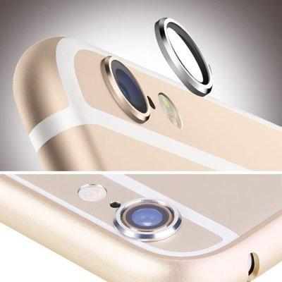 鋁合金鏡頭保護套 iPhone 6 / 6 Plus 金屬圈 鏡頭圈 鏡頭保護框【SA Girl】