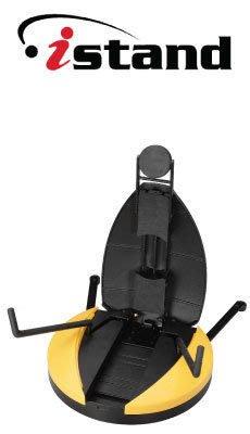 【六絃樂器】全新 Hercules GS602B 飛碟型電吉他架 / 收折不佔空間 可放置吉他袋