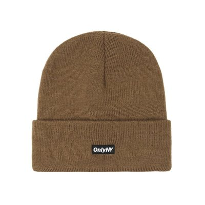 《Nightmare 》ONLY NY Express Logo Beanie - Coyote