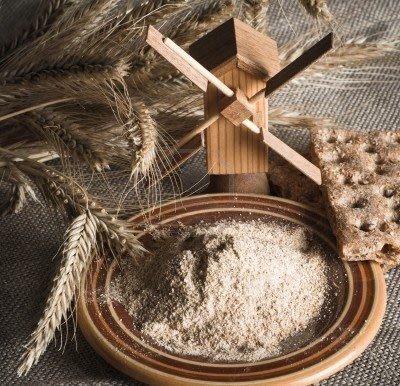 熊安心 有機麵粉 有機高筋麵粉 整袋 20公斤(含袋重)