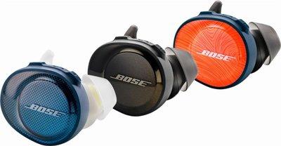 BOSE SoundSport Free wireless headphones BOSE 無線耳機
