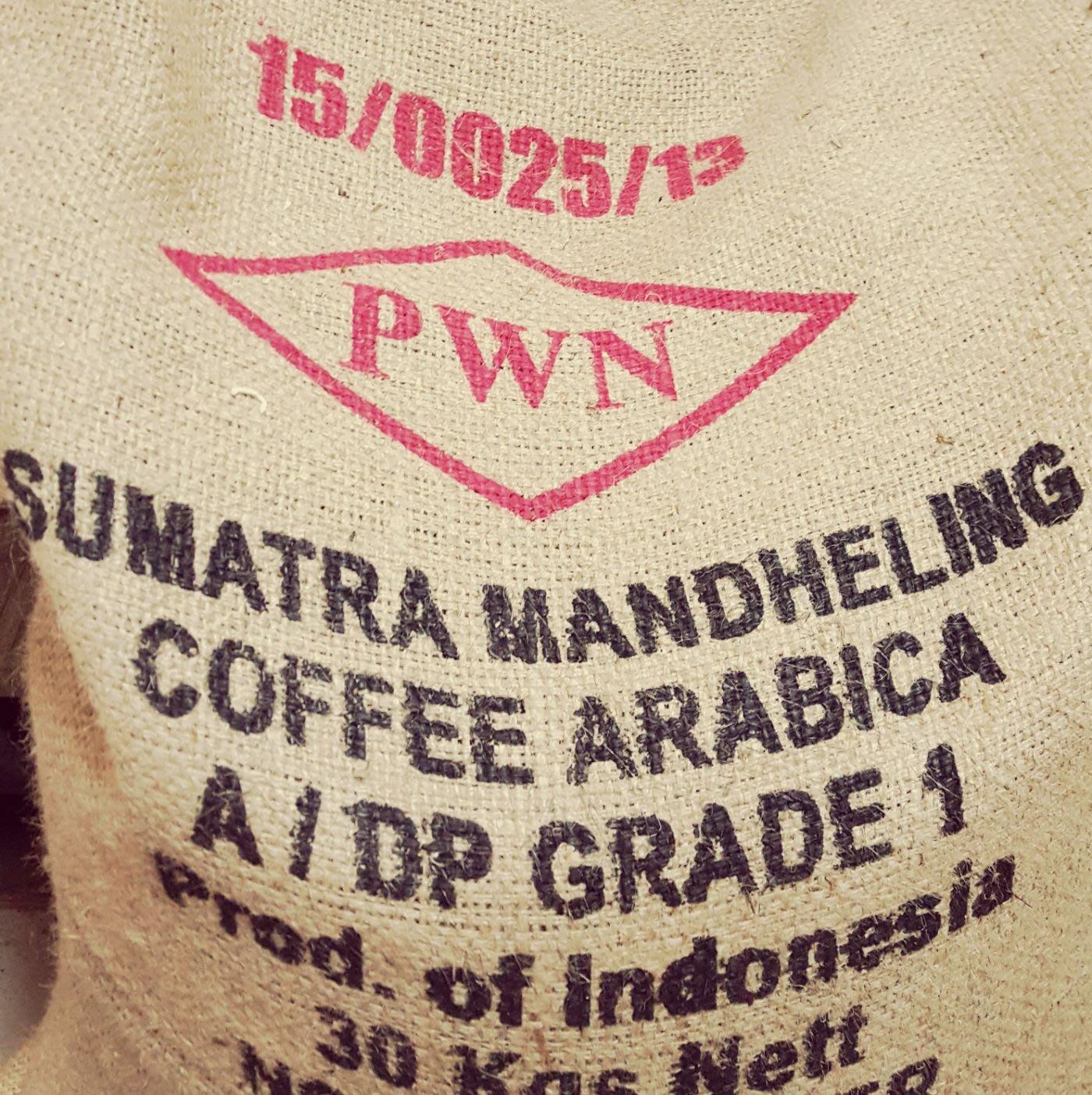 印尼帕哇尼曼特寧咖啡豆