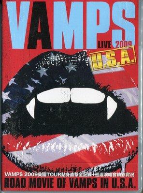 【塵封音樂盒】VAMPS - VAMPS LIVE 2009 U.S.A DVD