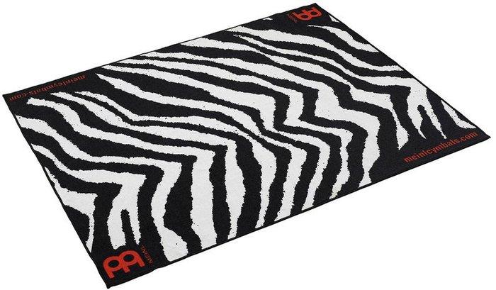 【現代樂器】現貨!全新德國MEINL MDR 系列(MDR-ZB) 斑馬圖騰款 爵士鼓專用防滑地墊 防滑地毯