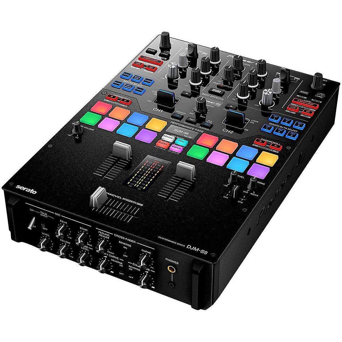 《PLAYER》Pioneer DJM-S9 DJ混音器