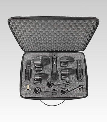 【六絃樂器】全新 Shure PGADrumKIT7 鼓組收音麥克風套裝 新麗聲公司貨 / 舞台音響設備 專業PA器材