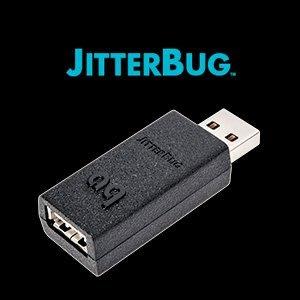 【音逸音響】USB 數據&電源 優化濾波器》audioquest JitterBug