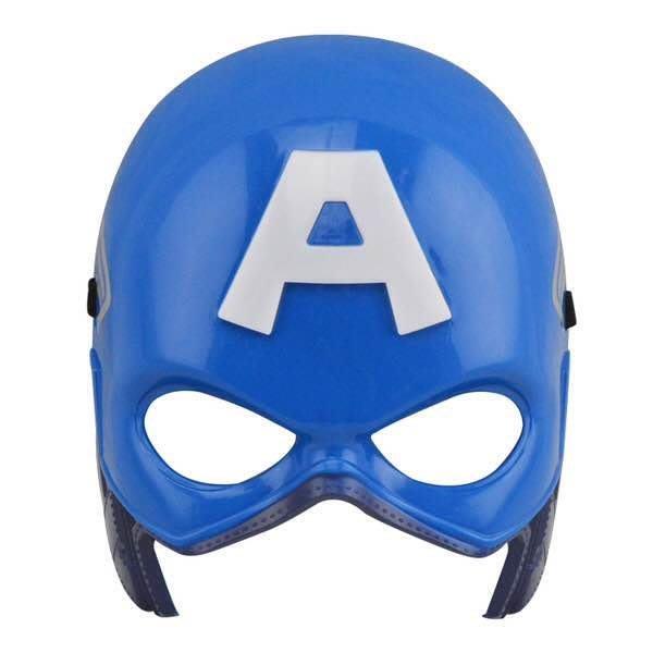 美國隊長面具 發光面具 發光蝙蝠俠面具 綠巨人浩克發光 復仇者聯盟發光面具 萬聖節 尾牙