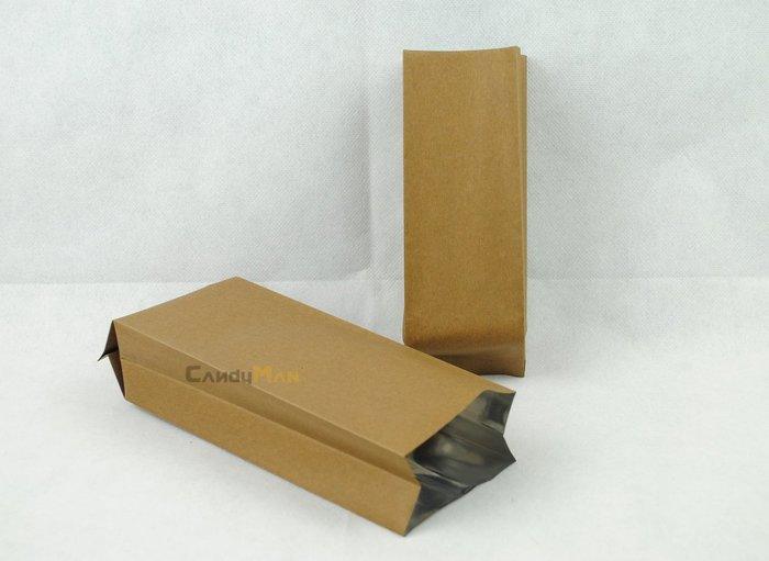 NC503_繁星系列/銅金色_1/4磅_咖啡豆包裝袋100~120克_(100入) Candyman