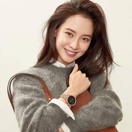 現貨一只保證正品未開封FOSSIL 第 3 代智慧型手錶 宋智孝代言- Q VENTURE 玫瑰金色不鏽鋼系列