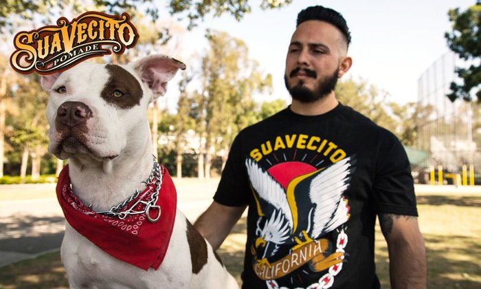 GOODFORIT / 加州品牌Suavecito Breakaway經典美式猛禽T-Shirt/S、M