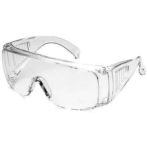 【血拼死鬥】安全護目鏡 安全眼鏡 防護眼鏡 防風沙 (內可戴近視眼鏡) 工程 醫療 生存遊戲