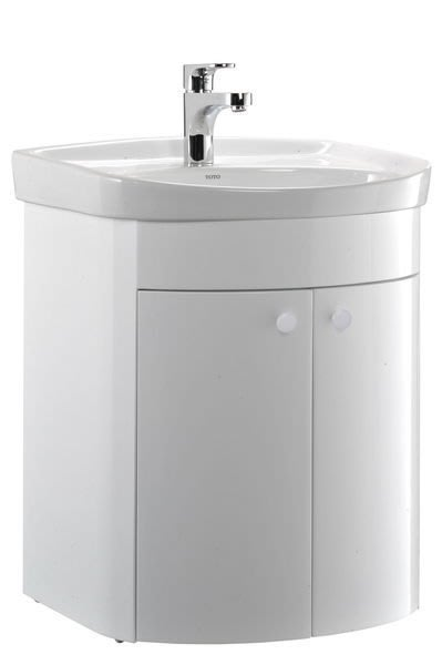 高評價 歡迎詢問   TOTO  LW250CGU + L250 陶瓷臉盆浴櫃組(白圓把手) 100%防水南亞發泡板