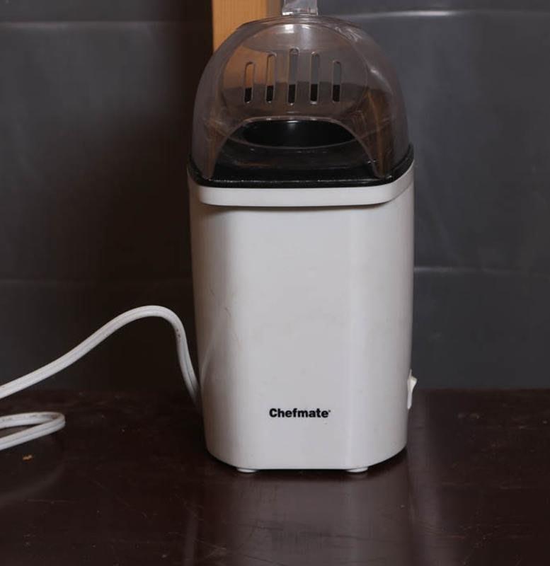 chefmate popcornmaker 家用爆米花機 適合大小家庭使用,9成新