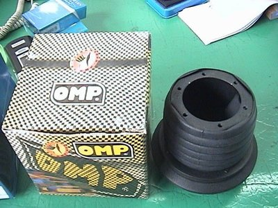 人身部品~全新正 OMP SPARCO MOMO 可愧式底座適用於BMW MINI COOPER 只要3000