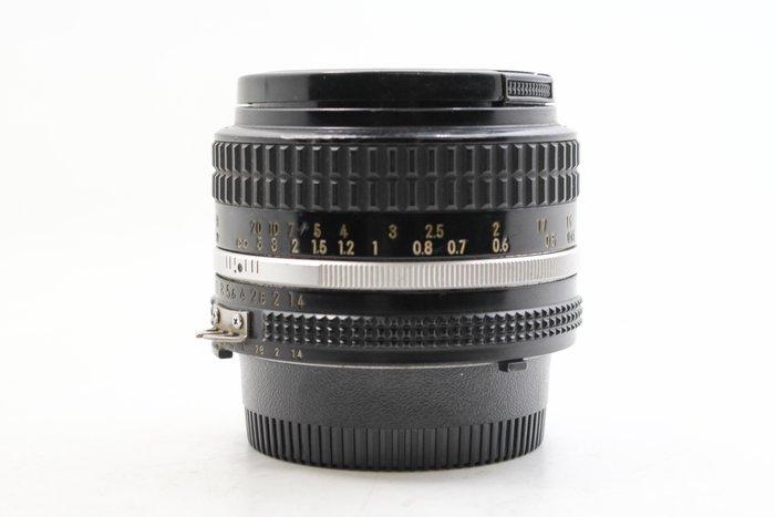 【高雄青蘋果3C】Nikon Ai 50mm F1.4 手動鏡 二手 單眼鏡頭 #18563