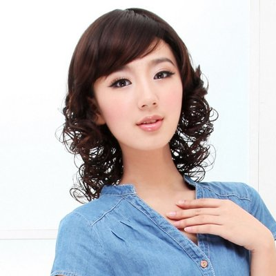 水媚兒假髮8M1482♥新款女士假髮 高貴款 長微捲髮♥ 現貨或預購 團購批發