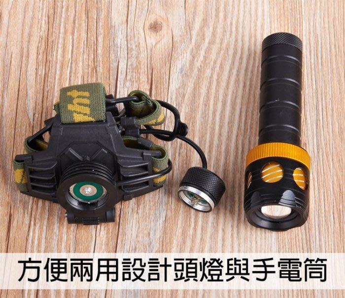 ☆︵興雲網購︵☆【27048美國CREE XM-L2魚眼透境強光兩用頭燈】1200流明 手電筒 頭燈 釣魚燈 照明 求生
