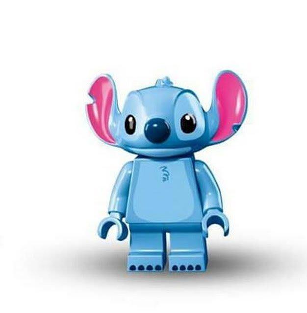 現貨【LEGO 樂高】Minifigures人偶系列: 迪士尼Disney 人偶包抽抽樂71012| 史迪奇Stitch