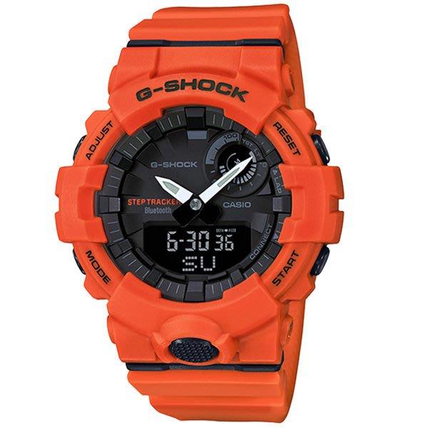 {另有超低價}台灣卡西歐總代理公司貨專門店 G-SHOCK 最新潮流藍芽運動錶 GBA-800-4 一年保固