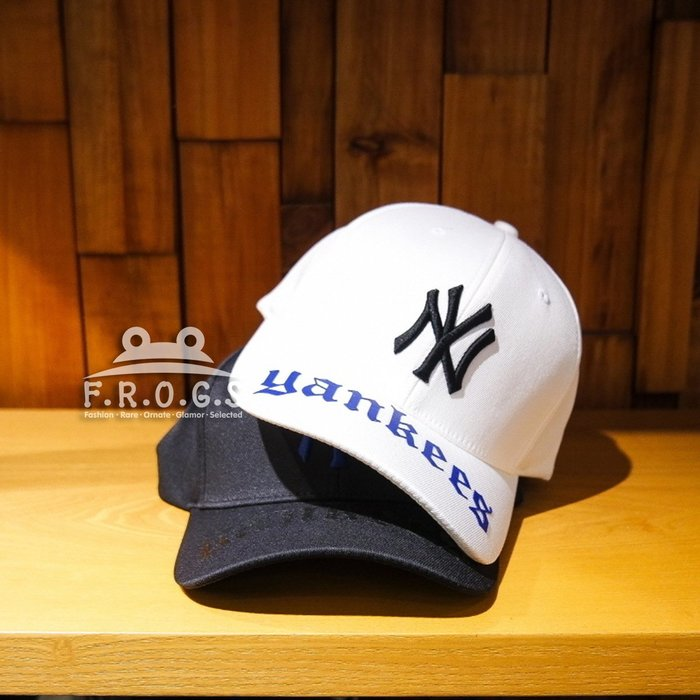 F.R.O.G.S H0281明星款不敗NY帽簷印花造型休閒棒球帽遮陽帽卡車帽鴨舌帽防曬帽老爹帽老爸帽運動帽(現+預)